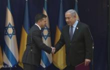 """""""Мы знали, кто виноват"""", - Нетаньяху на встрече с Зеленским рассказал о сбитом самолете в Иране"""