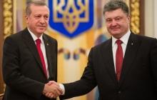 """Порошенко и Эрдоган нанесли совместный """"удар"""": Турция требует от РФ освободить всех политзаключенных Украины"""