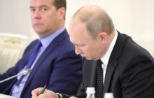 """""""Он этого не любит"""", - выяснилось, за что Путин отправил в отставку Медведева"""