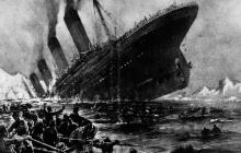 ʺТитаникʺ погубил вовсе не айсберг: озвучена новая сенсационная версия катастрофы ХХ века