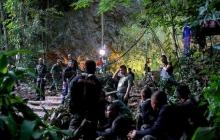 Счастливый финал: спасатели эвакуировали всех детей из опасной пещеры в Таиланде – подробности операции