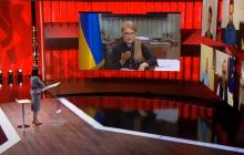 """Тимошенко в """"Право на владу"""": """"Власть стоит на коленях и просит денег, это не политика"""""""