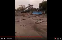 Мир потрясен мощным землетрясением и цунами в Индонезии: за сутки число жертв выросло вдвое - кадры