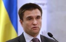 Климкин: России нужно будет очень сильно постараться, чтобы мы позволили перевозить российские товары транзитом через нашу территорию