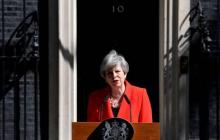 Тереза Мэй ушла в отставку: в своей эмоциональной речи премьер-министр назвала причину и расплакалась