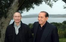 СМИ: Путин предложил Берлускони должность в правительстве РФ