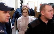 """Подозреваемая в убийстве Шеремета Юлия Кузьменко в суде: """"Вы вчера убили мою карьеру"""""""
