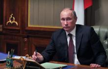 Bloomberg заявил о 27% рейтинга Путина: в России разгорелся крупный скандал