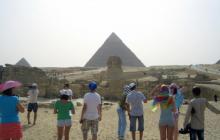 В Египте нашли древнейший христианский храм - уникальные подробности