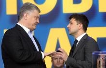 """""""Не мир, а капитуляция"""", - Порошенко резко обратился к Зеленскому из-за скандального заявления"""