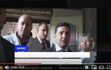 Жительница Донецка накричала на Зеленского прямо в больнице под Киевом из-за войны: видео