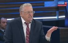 Жириновский сделал скандальное заявление по Зеленскому - видео