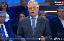 """На российском ТВ """"запрещенный"""" в Украине Петр Симоненко устроил истерику по поводу Донбасса и грязно высказался об Украине: стало известно, что именно произнес коммунист, - кадры"""