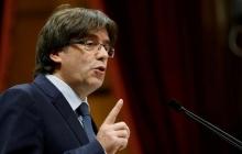 Каталонский кризис: сбежавший в Бельгию Пучдемон пошел на попятную