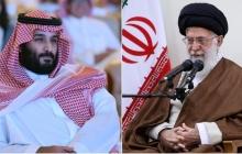 """Напряженность между двумя странами нарастает: наследный принц саудовской Аравии сравнил с Гитлером лидера Ирана и заявил, что """"европейское мирное урегулирование не работает"""""""