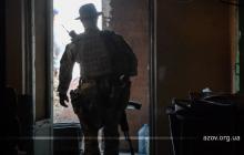 """Стало известно, кого потерял полк """"Азов"""" на Светлодарской дуге: фото"""
