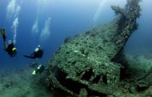 На затонувшем корабле нашли уникальные золотые украшения - кадры
