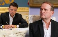 Лишение Медведчука звания заслуженного юриста: Зеленский ответил