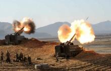 СМИ: Турецкая армия нанесла артиллерийский удар по российским позициям на севере Алеппо
