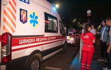 Ночная перестрелка всколыхнула Киев - есть жертвы: опубликованы фото с места опасного ЧП