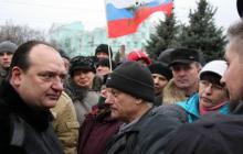 Экс-регионал Струк идет в мэры прифронтового города: раньше он обещал разгромить ВСУ