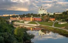 """""""Господа хорошие в Кремле, отдайте Смоленск"""", - в Беларуси отреагировали на """"аннексию"""" реки Днепр Россией"""