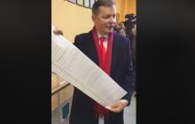 Кандидат Ляшко отличился на избирательном участке и нарушил правила - громкие подробности и кадры