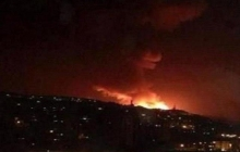 """""""Аль-Арабия"""": ЦАХАЛ атаковал позиции и базы иранских и проиранских сил, также было нападение на сирийскую ПВО"""