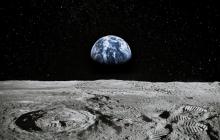 Ученые NASA нашли воду на солнечной стороне Луны
