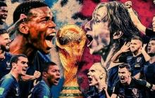 Франция - Хорватия. Прямая онлайн-видеотрансляция матча ЧМ-2018