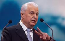 Кравчук о четырех шагах Зеленского, которыми можно вернуть Донбасс