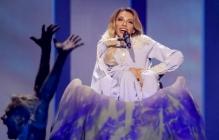 """Самойлова российским СМИ о провале на """"Евровидении"""": """"Я рассчитывала на финал, мне не очень радостно"""""""