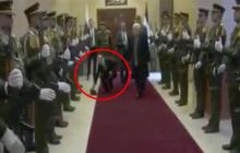 Россияне обвинили Путина в постановке: в Палестине с главой Кремля произошел странный инцидент - видео