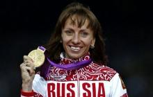 """Очередную российскую легкоатлетку опозорили на весь мир, отобрав все медали и даже """"золотую"""" награду из Олимпиады: в CAS уличили ее в употреблении сумасшедшего количества допинга в течение трех лет"""