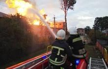 ЧП в Тернопольской области: взорвались емкости с опасным веществом - спасатели эвакуируют местных жителей