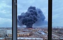 """""""Красмаш"""" пылает как спичка - могут рвануть склады с ракетами """"Сармат"""", в Красноярск экстренно прибыли экологи"""