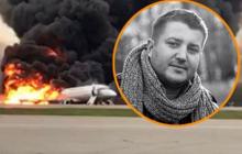 Чудом выживший пассажир сгоревшего Sukhoi Superjet поведал о мистическом видении, которое спасло ему жизнь