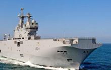 Египет перебрасывает корабли Mistral к ливийской границе на помощь Хафтару