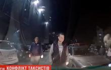 Таксист в Черкасах хотел работать честно, но конкуренты были против: что из этого вышло - видео