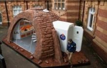 Марсианская архитектура: ученые продемонстрировали дом будущего
