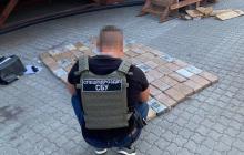 Спецназ СБУ перекрыл канал наркотрафика - в Одессе перехвачена партия кокаина весом в 100 кг