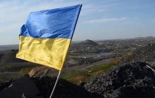 Флаг Украины возник прямо под носом у боевиков: террористы потеряли дар речи - видео