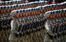 Китай перебрасывает войска и технику к границе с КНДР - ситуация накаляется, видео