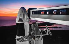 SpaceX впервые запускает людей в космос: онлайн-трансляция важнейшего события в американской космонавтике