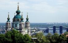 На Андреевскую церковь в Киеве был совершен налет - подробности и фото дерзкого нападения