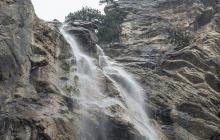 Крым лишился самого красивого водопада: кадры, что осталось от Кобалара