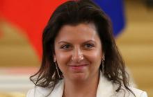 "Маргарита Симонян: ""Нет денег"", - канал Russia Today сокращает сотрудников"