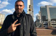 Сепаратист из Луганска Недовес заявился в Киев и угрожает украинцам - кадры