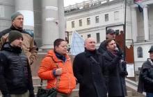 Киевские националисты призывают народ на новый майдан 22 ноября