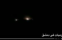 СМИ: Военный самолет Израиля нанес мощный удар по соратникам Ирана в Сирии - Сеть облетели кадры